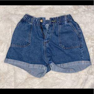 SHEIN Jean Shorts